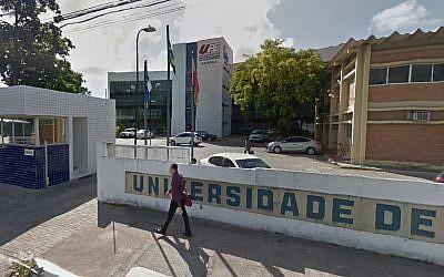 University of Pernambuco (Credit: Google Maps Street View)