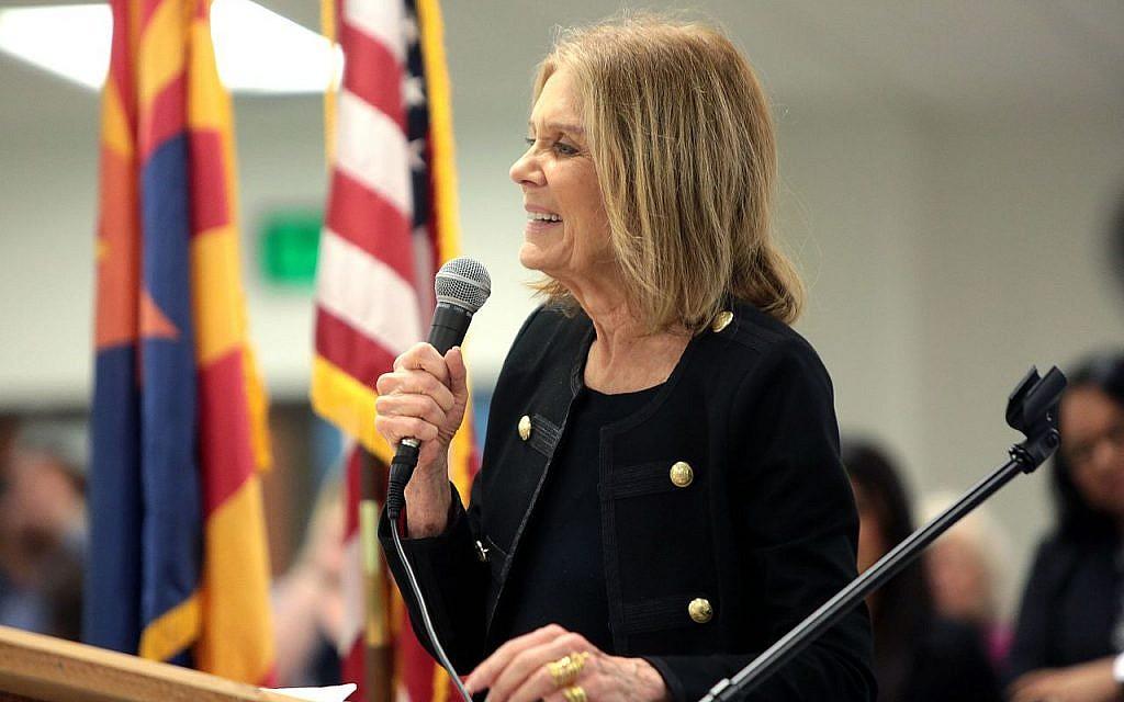 Feminist activist Gloria Steinem won't visit Israel while 'bully' Netanyahu PM