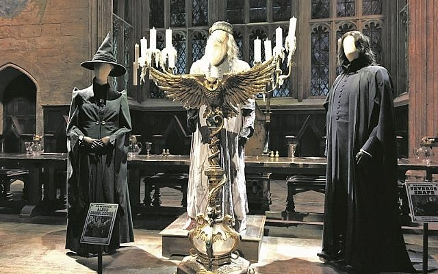 The Great Hall at Hogwarts
