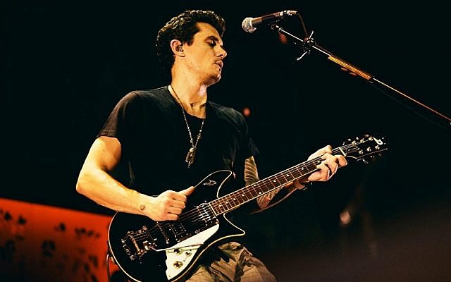 """Singer John Mayer has been granted a restraining order against an alleged stalker, after he told the Grammy-winning singer-songwriter: """"I've put many a Jew in the hospital."""""""