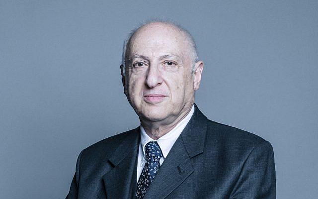 Lord Alex Carlile