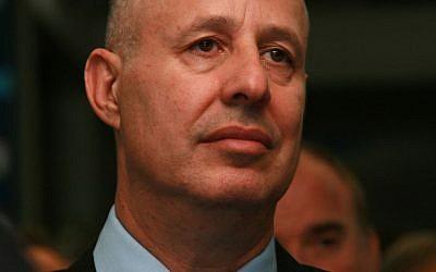 Israeli Regional Cooperation Minister Tzachi Hanegbi (Wikipedia/Itzike - איציק אדרי)