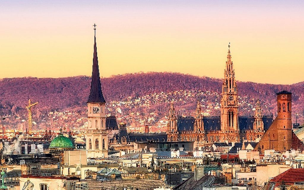 Vienna makes for a charming Austrian capital
