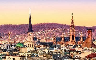 Vienna makes for a charming Austrian capital