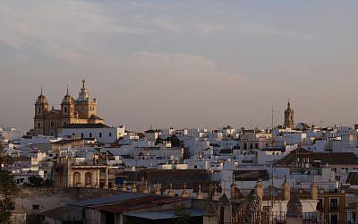 Vista de Marchena (Credit: ESM, Wikimedia)