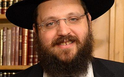 Rabbi Yehuda Teichtal (Wikipedia/Maccabee)