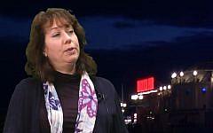 Councillor Nancy Platts