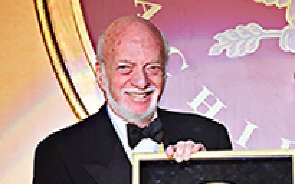 Legendary Broadway producer and director Hal Prince dies aged 91