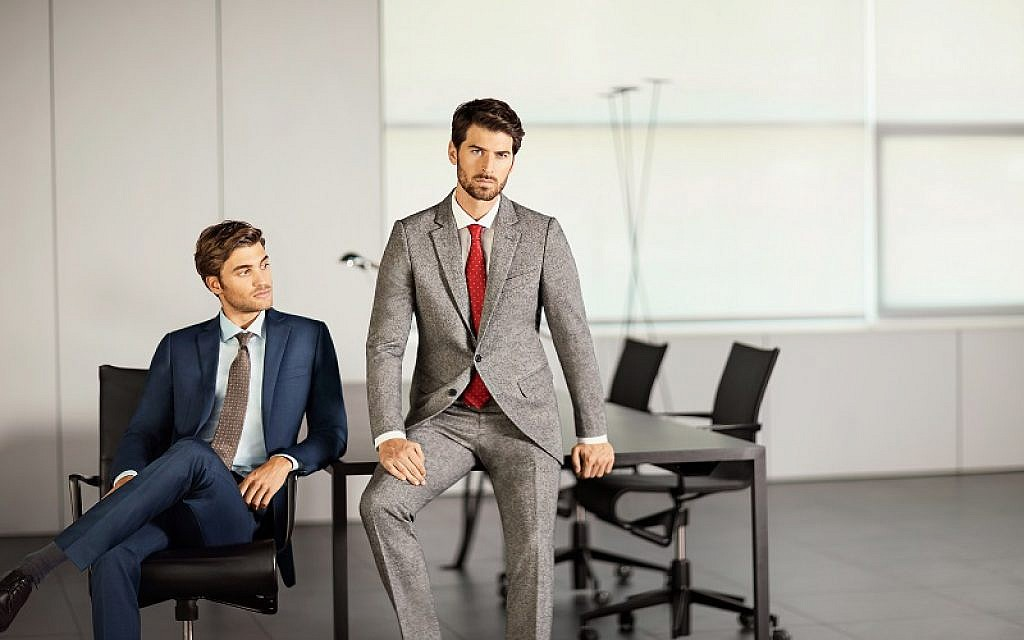 Win a tailored men's suit from Hockerty, worth £200!