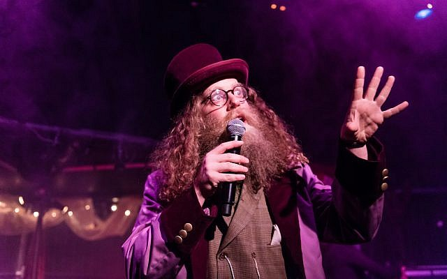 Ben Caplan stars in Old Stock: A Refugee Love Story