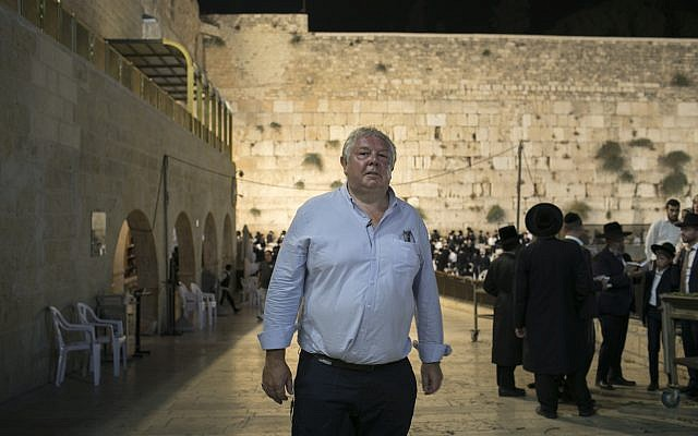 Nick Ferrari on his trip to Israel with charity ORT UK