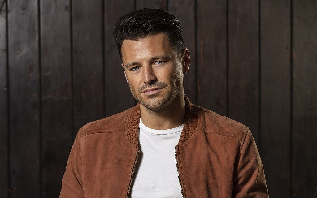 Mark Wright discovers he has Jewish roots that take him on a journey from the East End to Spain, via the Netherlands in Who Do You Think You Are? Credit:Wall to Wall Media Ltd/Stephen Perry