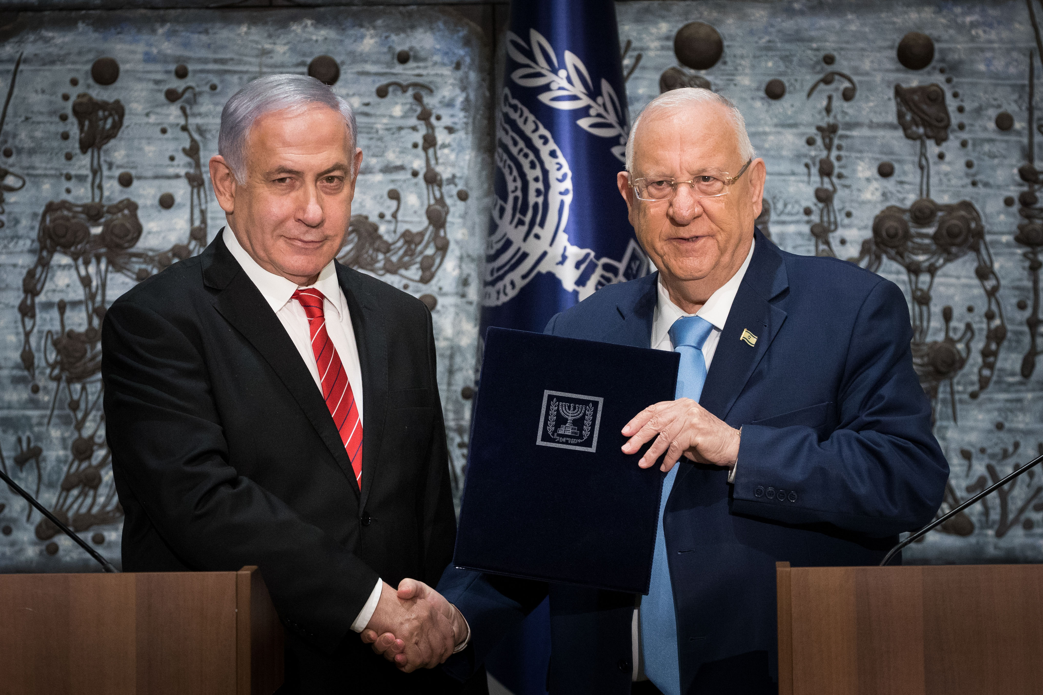 Israeli PM Netanyahu asked by president to form new government