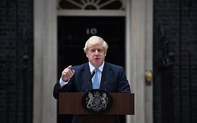 Prime Minister Boris Johnson (Photo credit: Victoria Jones/PA Wire)