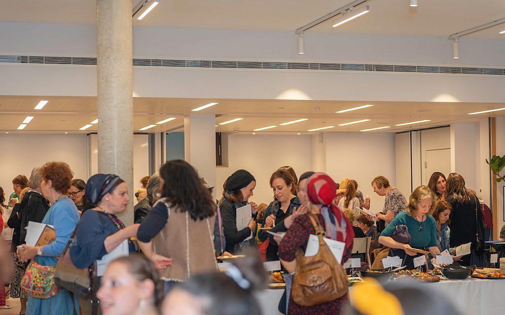 Neshama event at South Hampstead shul. ((C) Blake Ezra Photography Ltd.)