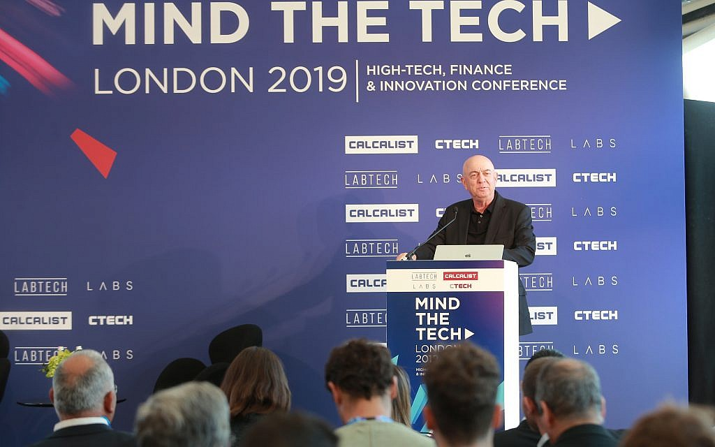 Mind the tech, Calcalist conference 2019