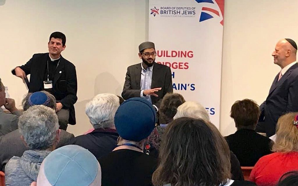 Government Islamophobia adviser: 'Jews and Muslims must stand together on hate'