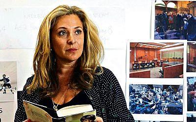 EastEndersactressTracy Ann Obermanstars as Brenda, in 'Mother Of Him'