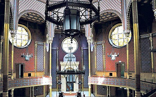 Rumbach Synagogue