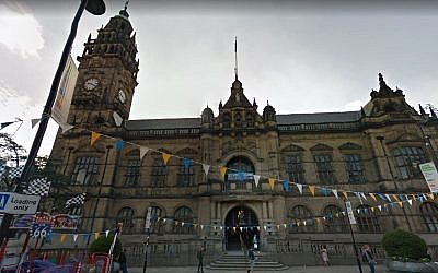 Sheffield City Council (Google Maps Street View)