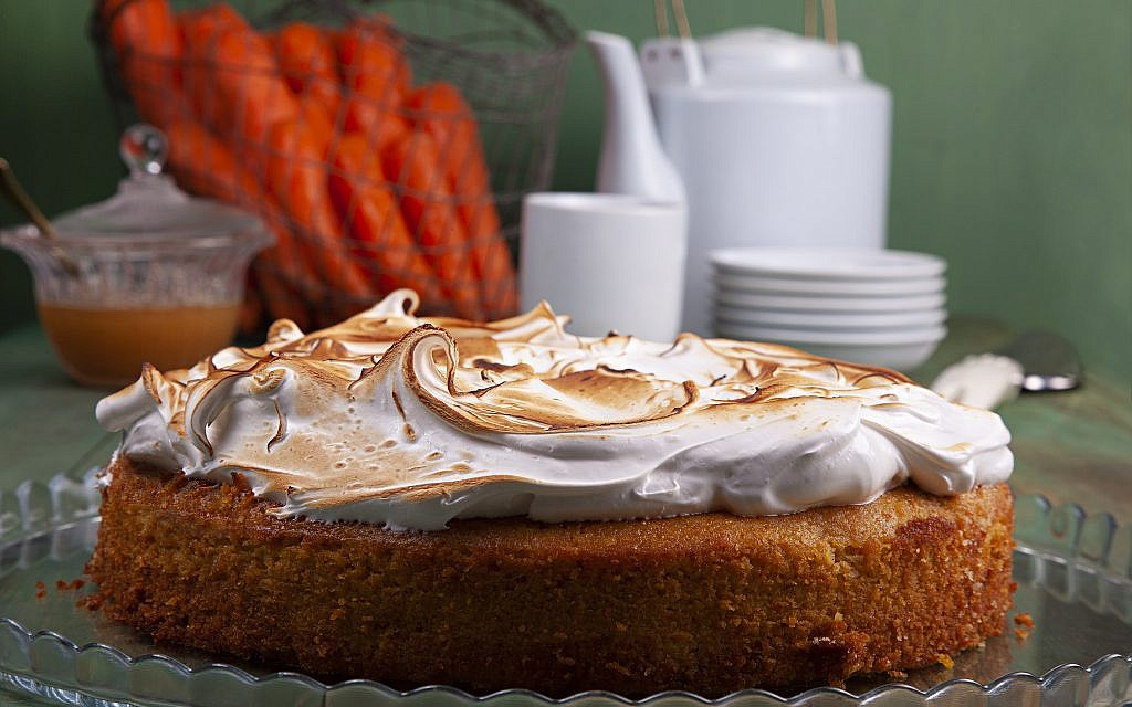 Marshmallow Iced Honey Cake – and some Food for Thought!