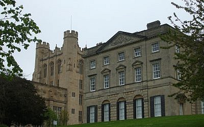 University of Bristol building, 2008 (Credit: Francium12, Wikimedia Commons)