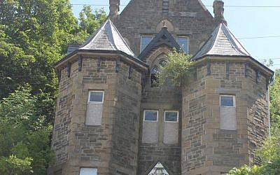 Merthyr Tydfil Synagogue (Credit: Foundation for Jewish Heritage)