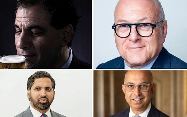 Confirmed speakers include Sir Lloyd Dorfman, Ron Kalifa, BBC News Economics Editor Faisal Islam and Lord Bilimoria