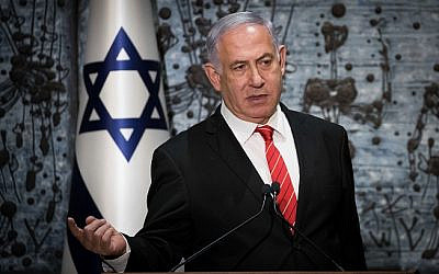 Israeli Prime Minister Benjamin Netanyahu. Photo by: JINIPIX