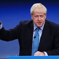 Prime Minister Boris Johnson (Photo credit: Peter Byrne/PA Wire)