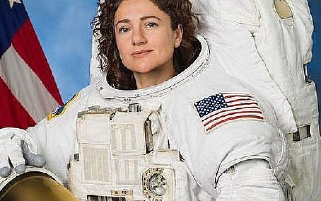 WATCH: Jewish astronaut makes history in first all-female spacewalk