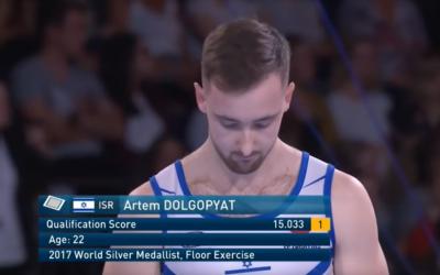 Artem Dolgopyat