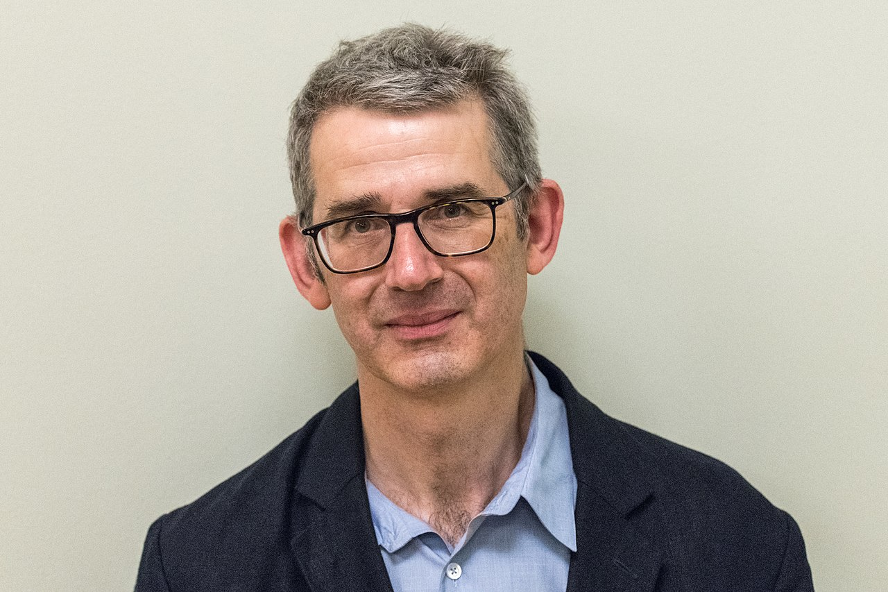 Edmund De Waal.Author Edmund De Waal Planning Austria Reunion 80 Years