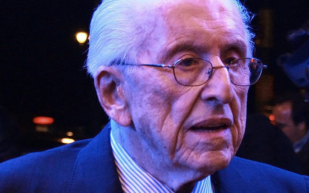Shoah refugee and Oscar-winning film producer Eric Pleskow dies at 95