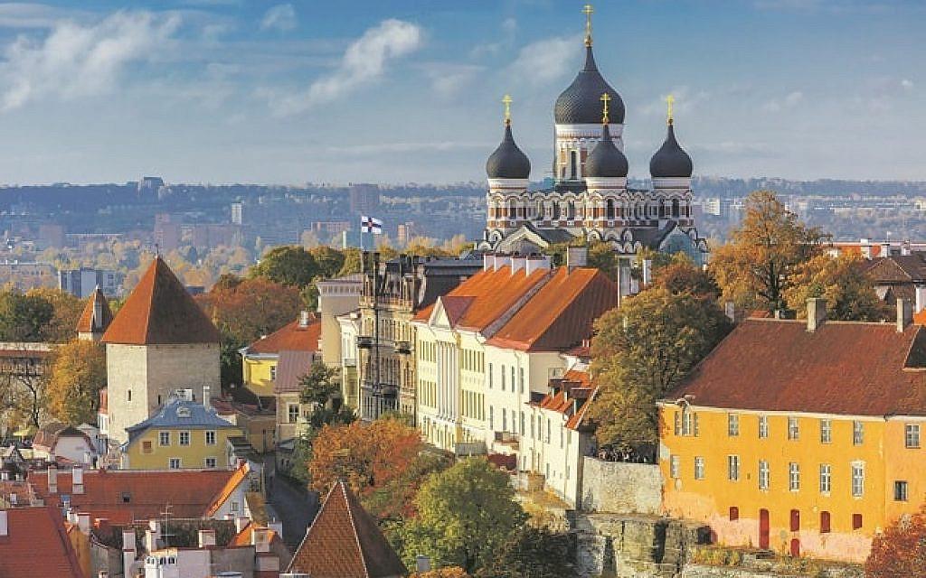 Tallinn tales!