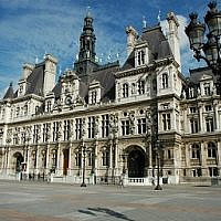 Paris Town Hall (Hôtel de Ville, Paris (Wikipedia/Rolldi)