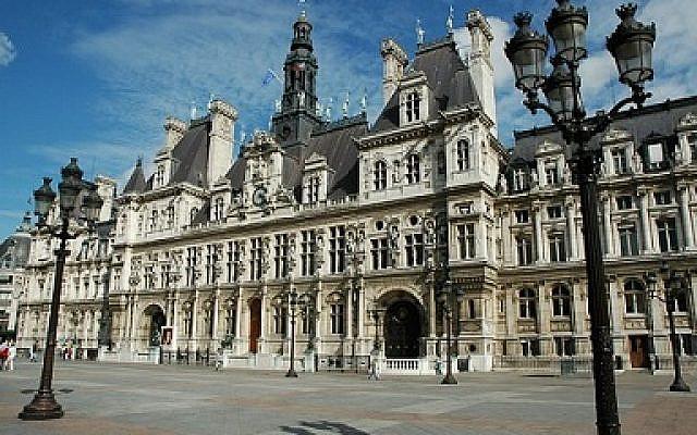 Paris Town Hall (Hôtel de Ville, Paris (Wikipedia/Rolldi)