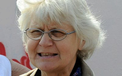 Irmela Mensah-Schramm, archive photo (Credit: Ppntori, Wikimedia Commons, www.commons.wikimedia.org/w/index.php?curid=26101377)