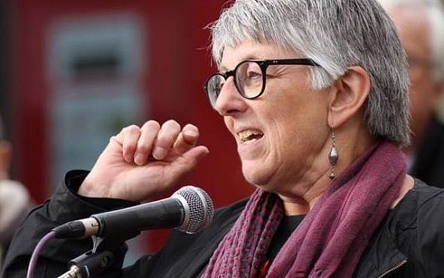Julie Ward MEP (Wikipedia/JackListerEU)
