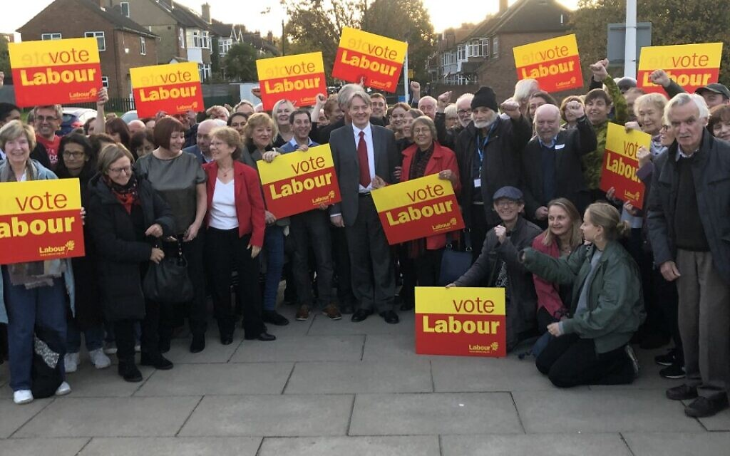New poll puts Labour ahead of Lib Dems in Finchley and Golders Green