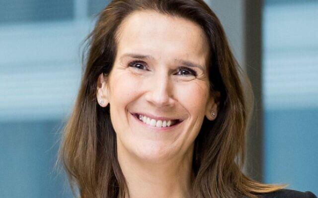 Sophie Wilmès (Wikipedia/Author: Damien Caumiant. Source: Sophie Wilmès)