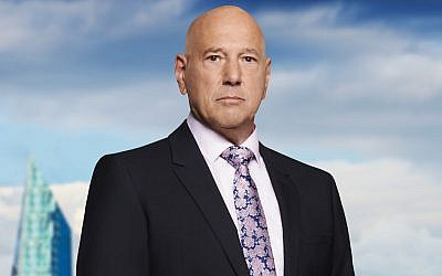 Claude Littner returns for the 15th series of The Apprentice
