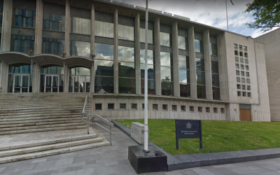 Manchester Crown Court (Google Maps)