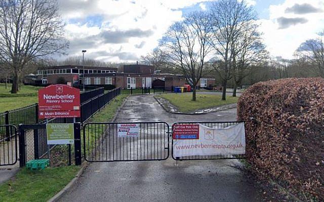 Newberries Primary School (Credit: Google Maps Street View)