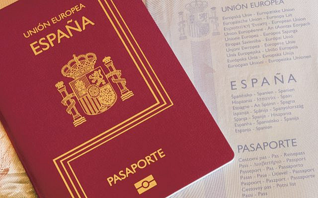 A total of 127,000 applications for Spanish nationality have been submitted from around the world