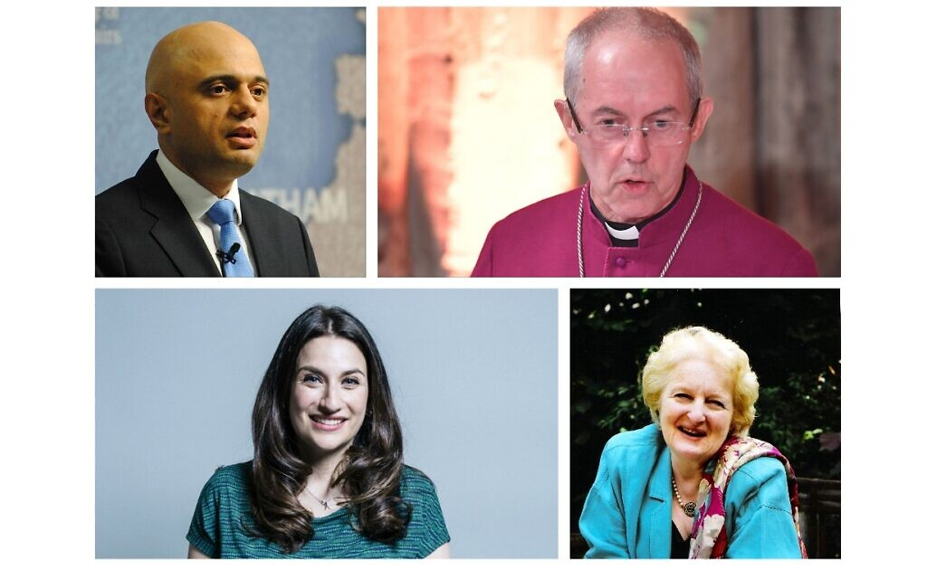 Chancellor and Archbishop of Canterbury back Chief Rabbi's attack on Labour