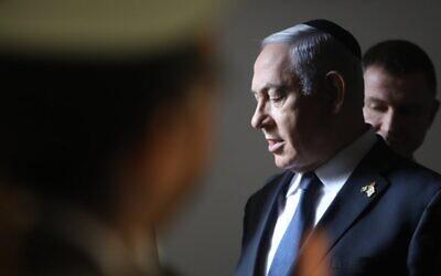 Israeli Prime Minister Benjamin Netanyahu. Photo by: Marc Israel Sellem-JINIPIX