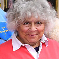Miriam Margolyes  (Photo credit: Ian West/PA Wire)