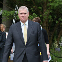 Duke of York. (Photo credit: Yui Mok/PA Wire)