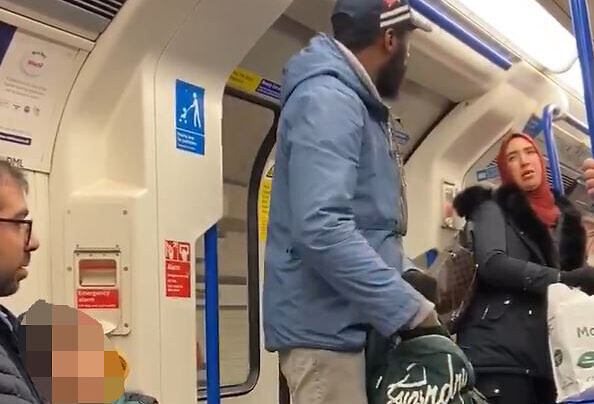 Jewish father wants to meet Tube saviour